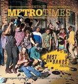 Detroit Metro Times Best New Bands of 2015!