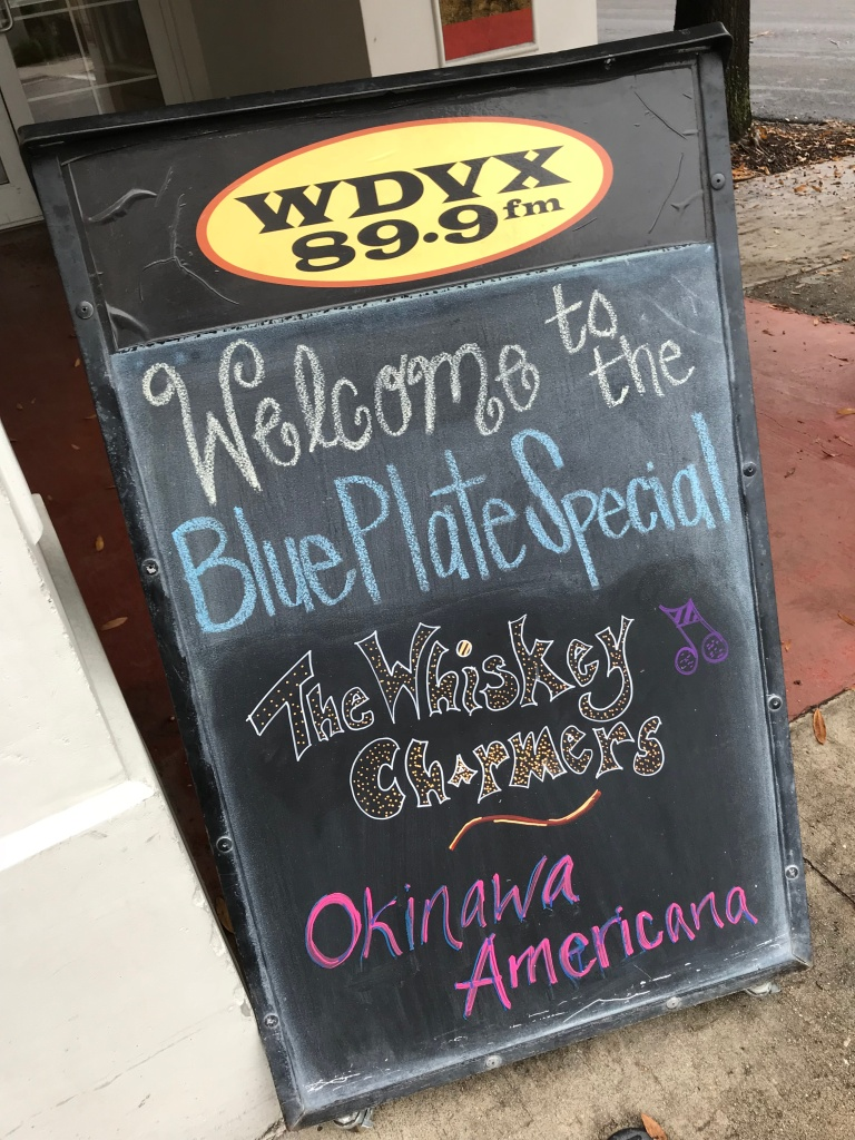 The Whiskey Charmers Live on the WDVX Blue Plate Special